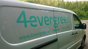 4evergreen-servicebil-minireningsverk
